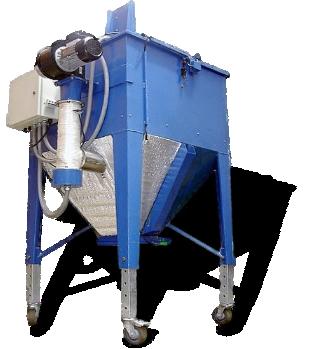 Mezcladores de Material Plástico Granulado