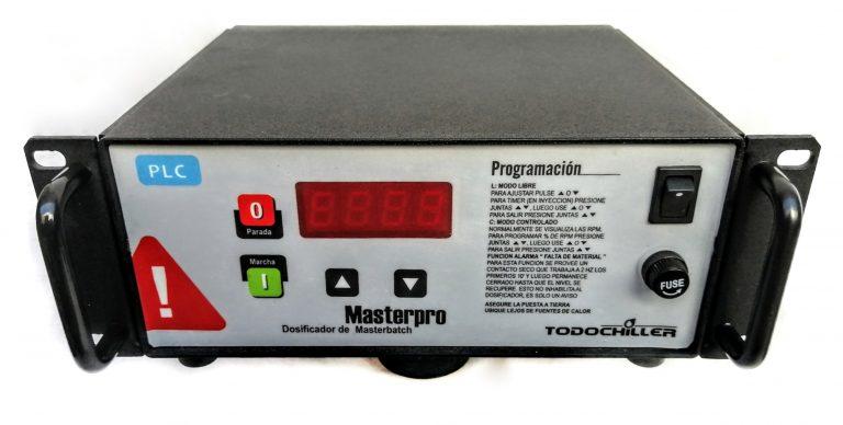 Dosificadores de Masterbatch